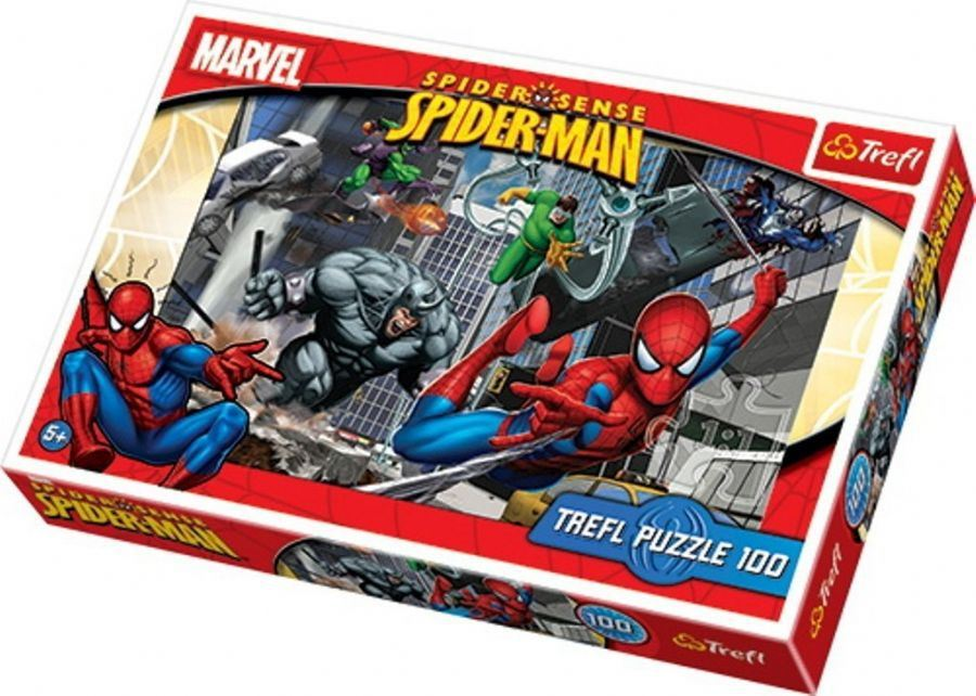 Spiderman PUZZLE