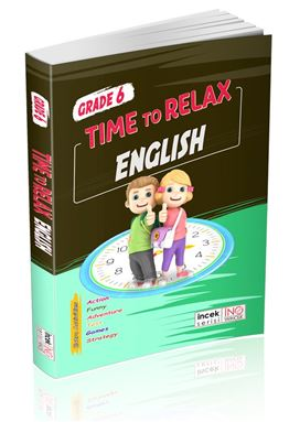 TİME TO RELAX ENGLISH