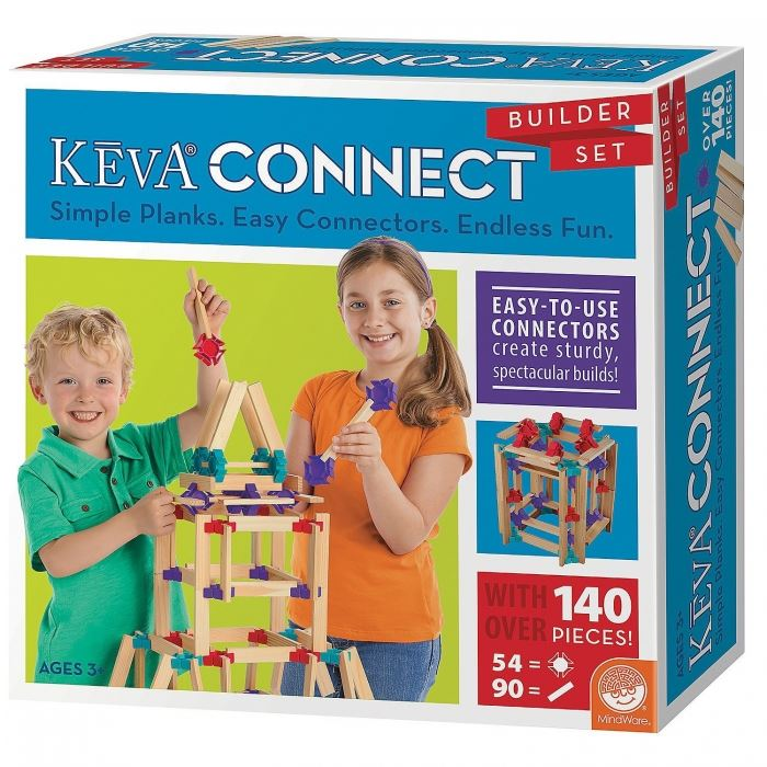 KEVA Connect Builder Set
